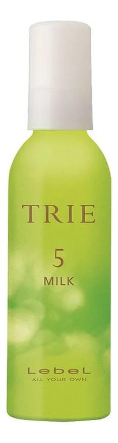 Молочко для укладки волос Trie Wave Milk 5 SPF15 140мл