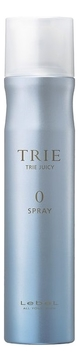 Спрей cупер-блеск Trie Juicy Spray 0 170г
