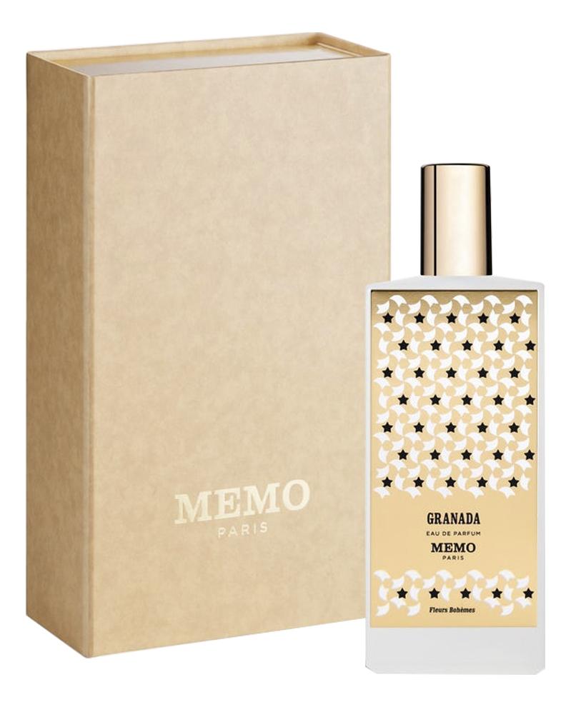 Купить Memo Granada: парфюмерная вода 75мл
