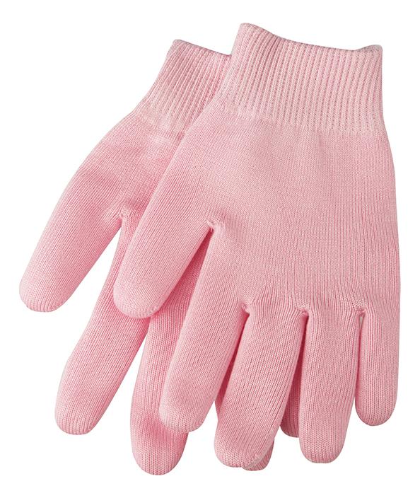 Гелевые увлажняющие перчатки с экстрактом розы SPA GelSmart одна пара
