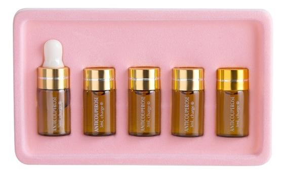 цена на Комплекс Комфорт для кожи лица склонной к покраснению Anticouperose Complex Comfort 5*3мл