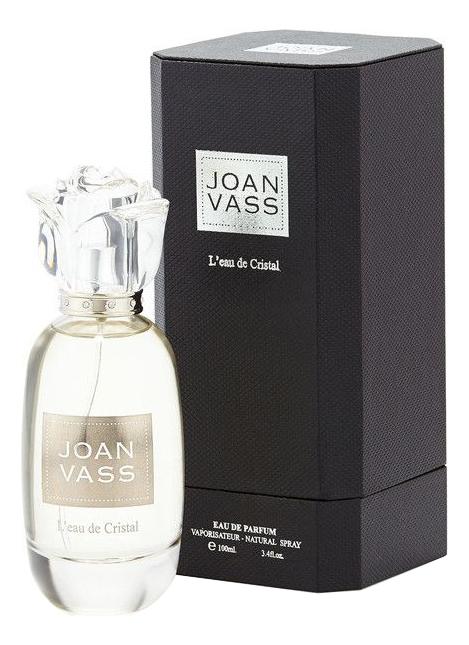 Joan Vass L'eau de Cristal: парфюмерная вода 100мл joan baez glasgow