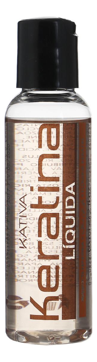 Жидкий кератин Keratina Liquida 60мл жидкий кератин для волос цена