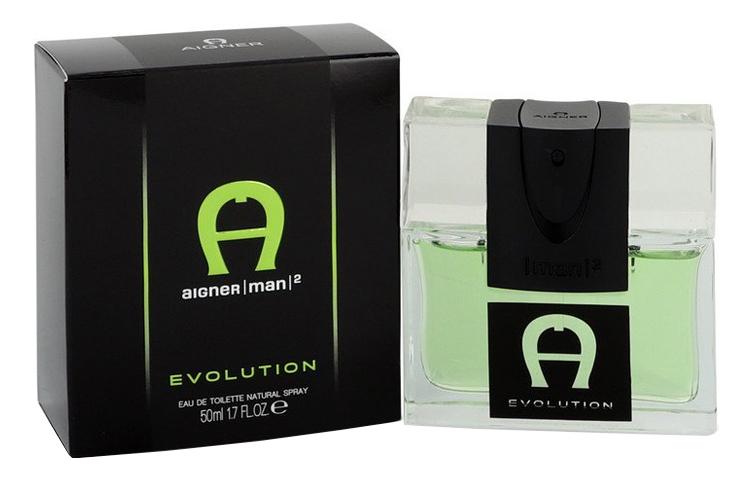 Etienne Aigner Evolution: туалетная вода 50мл