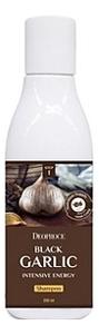 Шампунь для волос с экстрактом черного чеснока Shampoo Black Garlic Intensive Energy 200мл: 200мл