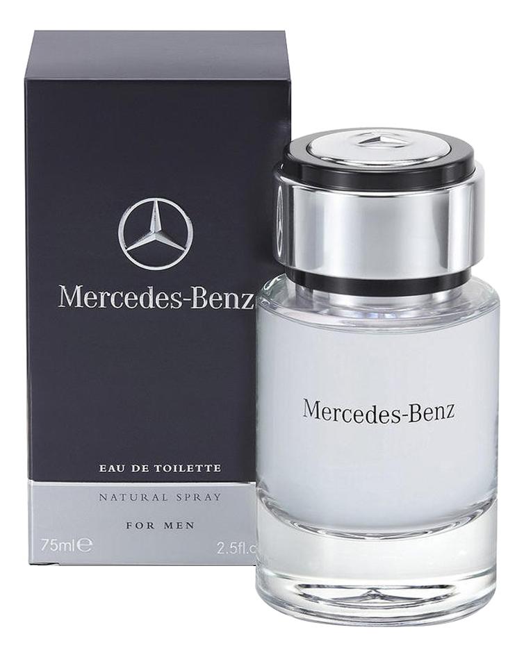 Mercedes-Benz For Men: туалетная вода 75мл