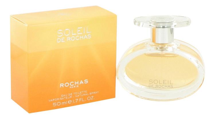 Купить Soleil: туалетная вода 50мл, Rochas