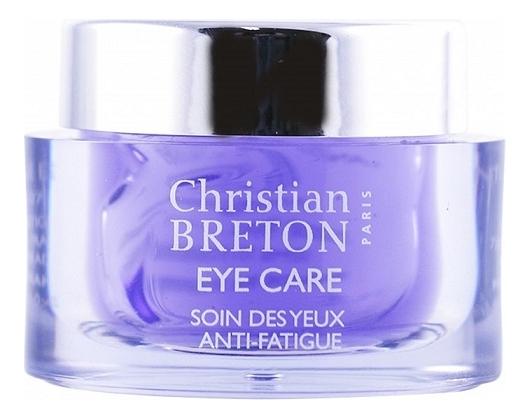 Гель для век Лучистый взгляд Eye Priority Care Anti-Fatigue 15мл