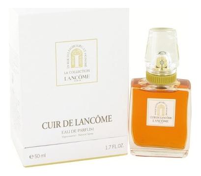 Cuir De Lancome: парфюмерная вода 50мл недорого