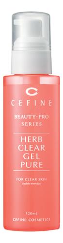 Очищающий пилинг-гель для лица Beauty-Pro Series Herb Clear Gel Pure 120мл