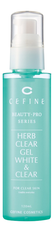 Осветляющий пилинг-гель для лица Beauty-Pro Series Herb Clear Gel White & 120мл