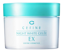 CEFINE Ночное восстанавливающее желе Beauty-Pro Series Night White Gelee EX 80г