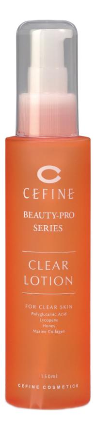 Купить Лосьон для усталой кожи лица Beauy-Pro Series Clear Lotion 150мл, CEFINE