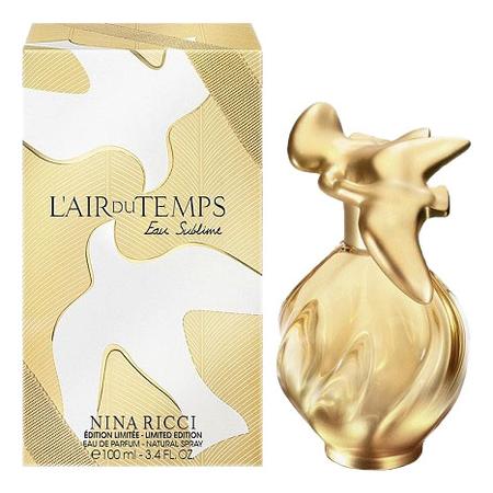 Купить Nina Ricci L'Air du Temps Eau Sublime : парфюмерная вода 100мл