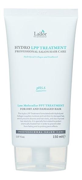 Купить Маска для волос восстанавливающая Eco Hydro Lpp Treatment: Маска 150мл, La`dor