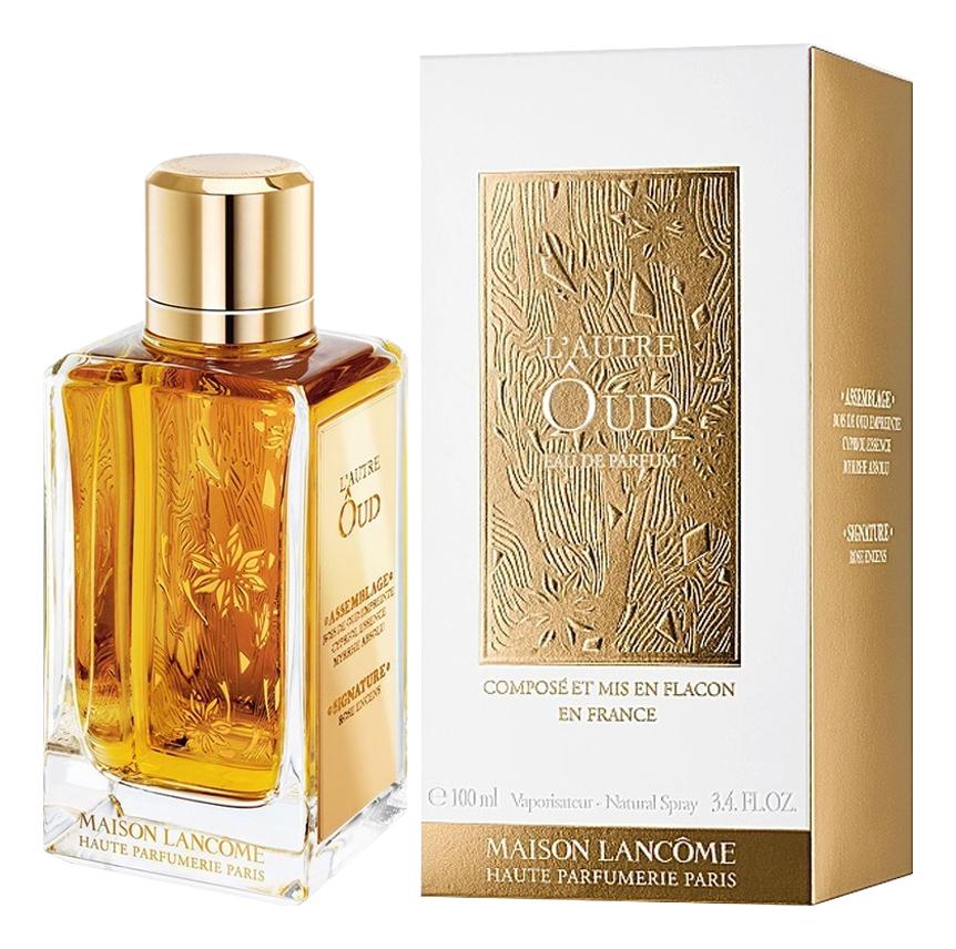 Lancome L'Autre Oud: парфюмерная вода 100мл lancome oud bouquet отливант парфюмированная вода 18 мл