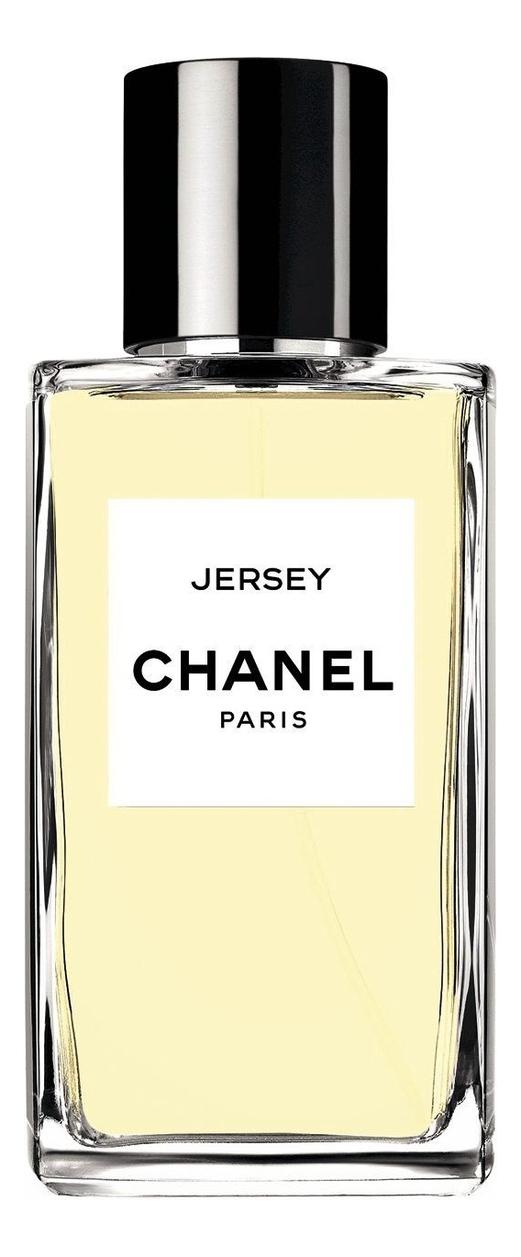 Chanel Les Exclusifs de Chanel Jersey: парфюмерная вода 4мл chanel les exclusifs de chanel coromandel парфюмерная вода 1 5мл