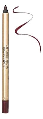 Карандаш для губ Colour Elixir Lip Liner 1,2г: 08 Mauve Mistress карандаш для губ max factor colour elixir 1 2 гр тон 04 pink princess