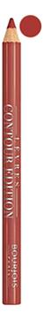 Купить Карандаш контурный для губ Levres Contour Edition 1, 14г: 11 Funky Brown, Bourjois