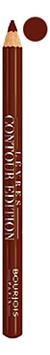 Купить Карандаш контурный для губ Levres Contour Edition 1, 14г: 12 Chocolate Chip, Bourjois