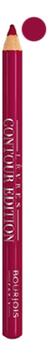 Купить Карандаш контурный для губ Levres Contour Edition 1, 14г: 05 Berry Much, Bourjois
