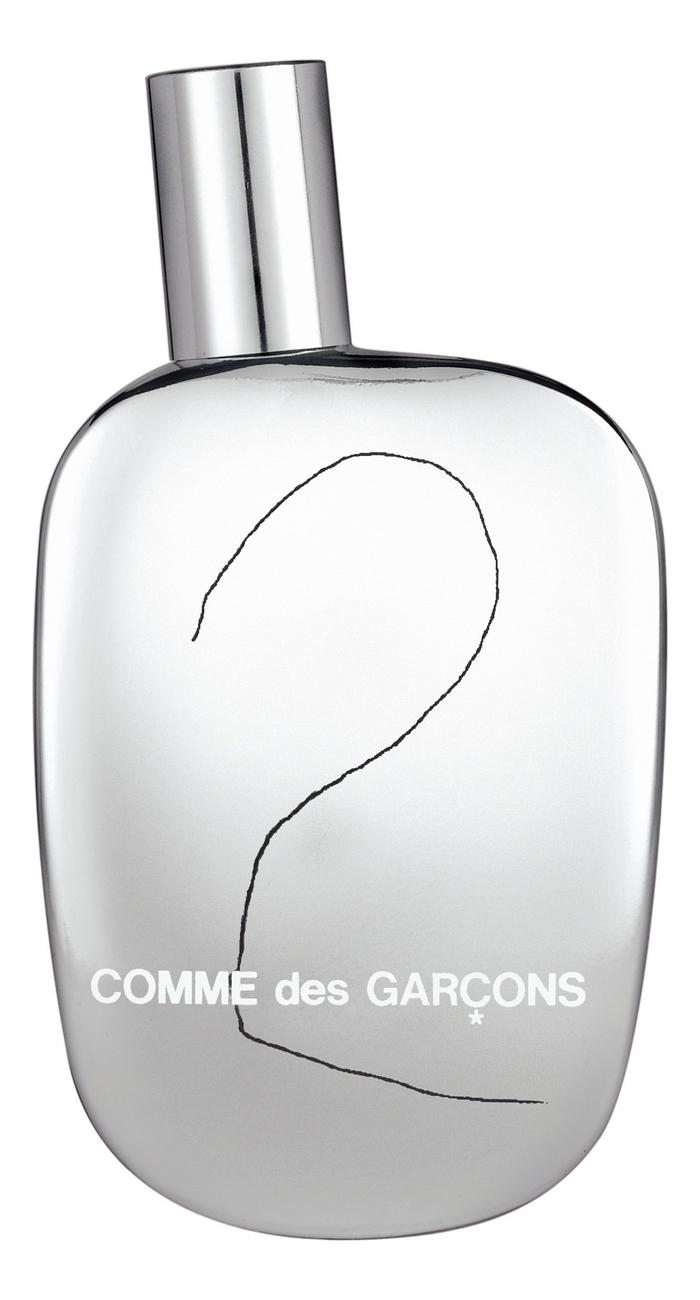 Comme des Garcons 2: парфюмерная вода 100мл тестер недорого