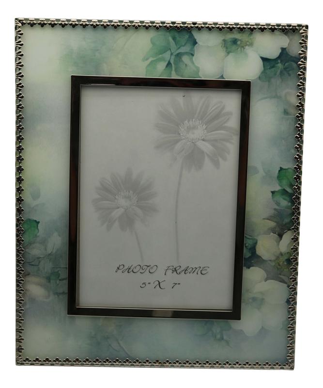 Фото - Рамка для фотографии Акварель (зеленая, фото 13х18см) картина акварель исаакиевский слепков