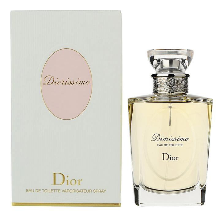 Купить Diorissimo: туалетная вода 50мл, Christian Dior