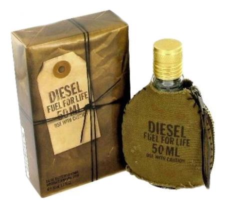 Купить Fuel For Life Men: туалетная вода 50мл, Diesel