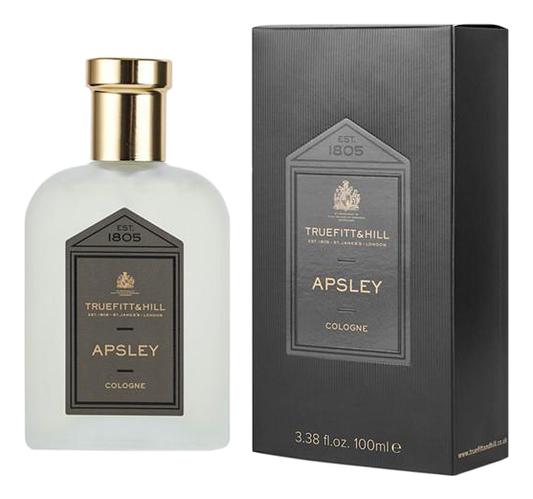 Truefitt & Hill Apsley: одеколон 100мл