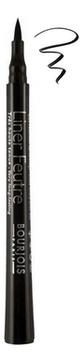 Жидкая подводка для глаз Liner Feutre 1мл: 41 Ultra Black недорого