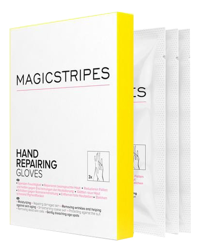 Восстанавливающие перчатки для рук Hand Repairing Gloves 3шт