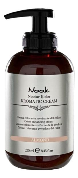 Купить Оттеночный крем-кондиционер Nectar Color Kromatic Cream 250мл: Almond, Nook