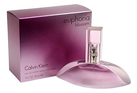 Купить Euphoria Blossom: туалетная вода 30мл, Calvin Klein