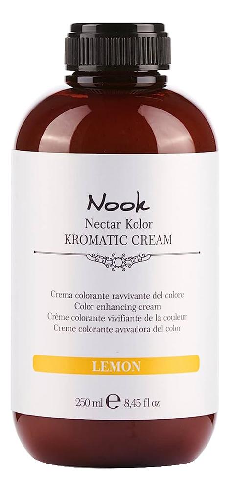 Купить Оттеночный крем-кондиционер Nectar Color Kromatic Cream 250мл: Lemon, Nook