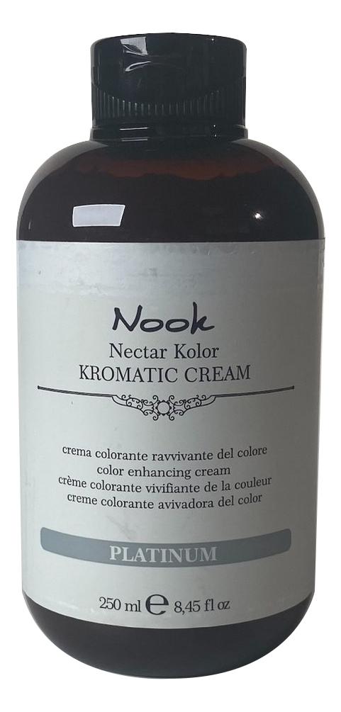 Купить Оттеночный крем-кондиционер Nectar Color Kromatic Cream 250мл: Platinum, Nook