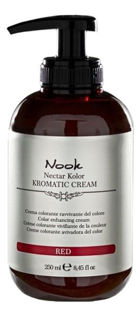 Купить Оттеночный крем-кондиционер Nectar Color Kromatic Cream 250мл: Red, Nook