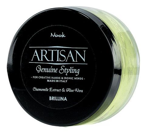 Воск-блеск для укладки волос Artisan Brillina Glossy Shining Wax 100мл наволочка декоративная shining star shining star mp002xu0e2kd