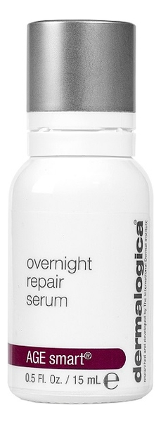 Ночная восстанавливающая сыворотка Age Smart Overnight Repair Serum 15мл недорого