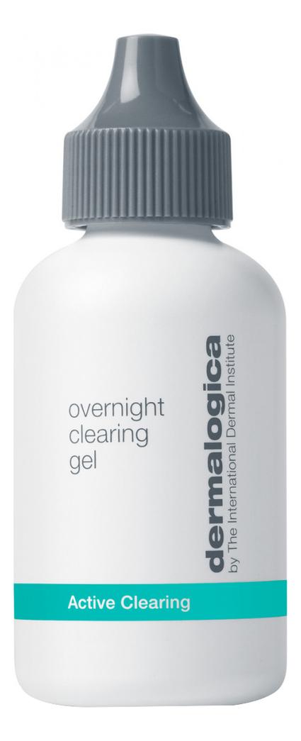 Купить Ночной очищающий гель для лица MediBac Overnight Clearing Gel 50мл, Dermalogica