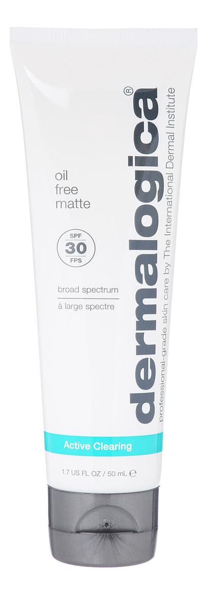 Купить Дневной крем для лица MediBac Clearing Oil Free Matte Block SPF30 50мл, Dermalogica