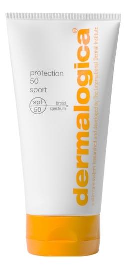 Солнцезащитный крем для активного отдыха и спорта Daylight Defense System Protection 50 Sport SPF50 156мл