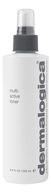 Фото - Увлажняющий тонер-спрей Мультиактивный Multi-Active Toner 250мл: Тонер-спрей 250мл увлажняющий тонер для лица с витаминами vitamin moisture toner 250мл
