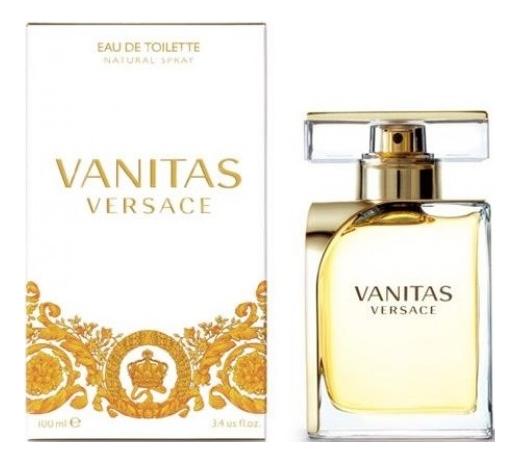 Купить Vanitas: туалетная вода 100мл, Versace