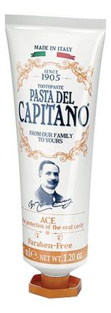 Купить Зубная паста Полная защита полости рта Toothpaste ACE: зубная паста 25мл, Pasta Del Capitano 1905