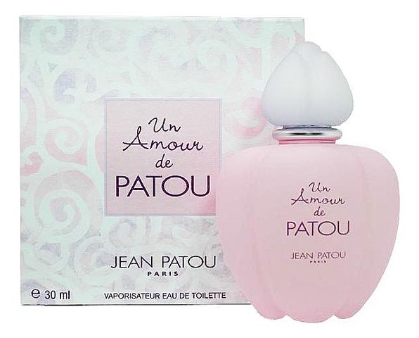 Un Amour de Patou: туалетная вода 30мл недорого