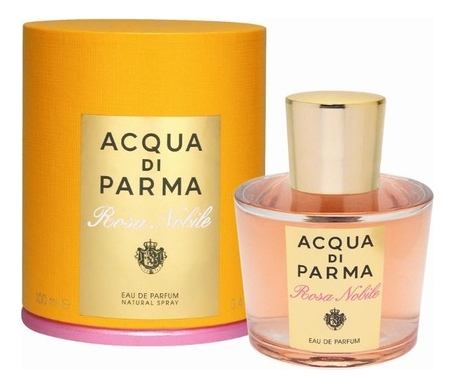Acqua di Parma Rosa Nobile: парфюмерная вода 100мл acqua di parma rosa nobile парфюмерная вода