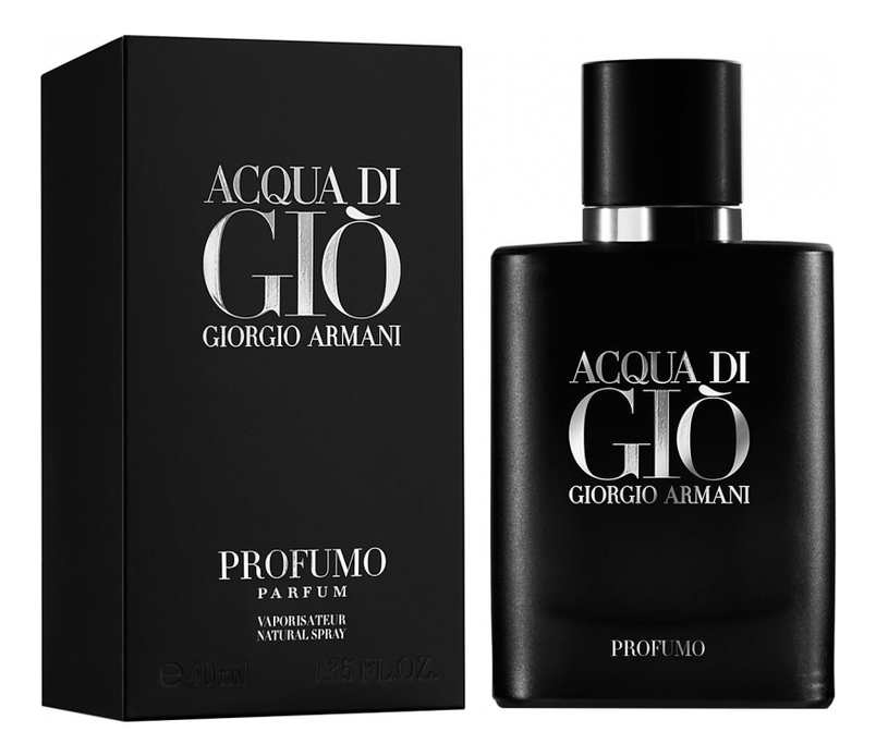 Фото - Acqua di Gio Profumo: духи 40мл profumo di donna юбка до колена