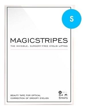 Купить Силиконовые полоски для поднятия верхнего века The Invisible Surgery-Free Eyelid Lifting: Размер S 64шт, Magicstripes
