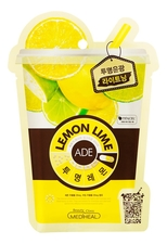 Mediheal Маска для лица витаминная Lemon Lime Ade Mask 25мл